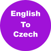 English to Czech Dictionary & Translator icon