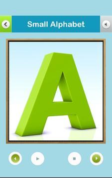 English Alphabet Pro apk screenshot