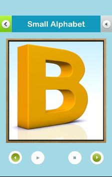English Alphabet Pro screenshot 3