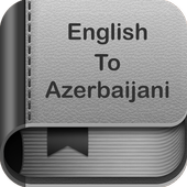 English to Azerbaijani Dictionary and Translator icon