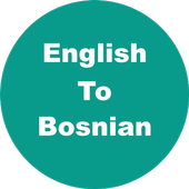English to Bosnian Dictionary & Translator icon