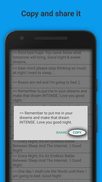 Good Night Status apk screenshot