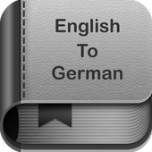 English to German Dictionary and Translator App icon