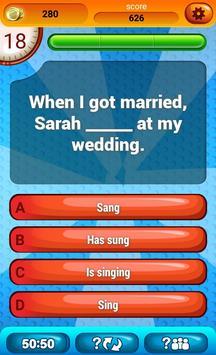 English Grammar Test Level 3 apk screenshot