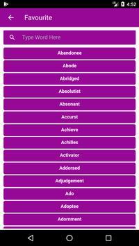 English to Gujarati Dictionary and Translator App screenshot 4