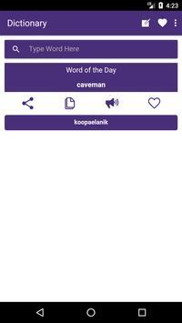 English to Estonian Dictionary and Translator App poster