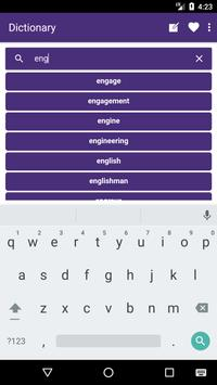 English to Estonian Dictionary and Translator App apk screenshot