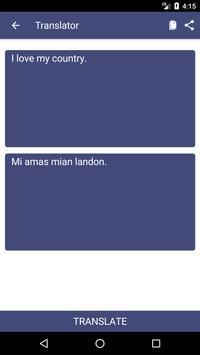 English to Esperanto Dictionary and Translator App screenshot 1