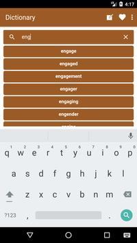 English to Finnish Dictionary and Translator App screenshot 2