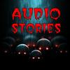 Audio creepypasta. Horror and scary stories icon