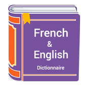 French to English Dictionary - French language app icon