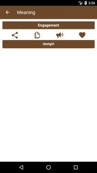 English to Kurdish Dictionary and Translator App screenshot 3