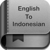 English to Indonesian Dictionary and Translator icon