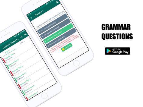 Grammar & Tenses (Theory & Practice) screenshot 3