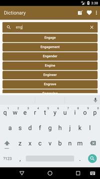 English to Malayalam Dictionary and Translator App screenshot 2