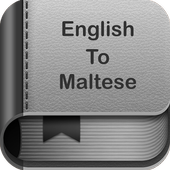 English to Maltese Dictionary and Translator App icon
