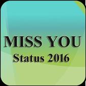 Miss You Status icon