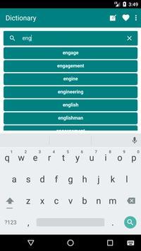 English to Norwegian Dictionary and Translator App screenshot 2