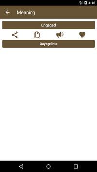 English to Somali Dictionary and Translator App screenshot 3
