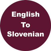 English to Slovenian Dictionary & Translator icon