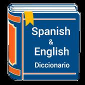 Spanish English Dictionary & Translator icon