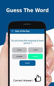 Spanish English Dictionary & Translator apk screenshot