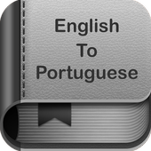 English to Portuguese Dictionary and Translator icon
