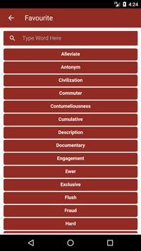 English to Tamil Dictionary and Translator App screenshot 4