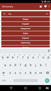 English to Tamil Dictionary and Translator App screenshot 2