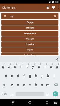English to Turkish Dictionary and Translator App screenshot 2