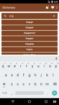 English to Turkish Dictionary and Translator App screenshot 2