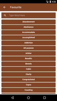 English to Turkish Dictionary and Translator App screenshot 4