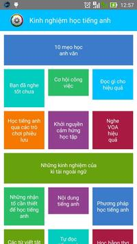 Học tiếng anh - English Study screenshot 4