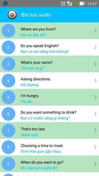 Học tiếng anh - English Study screenshot 6
