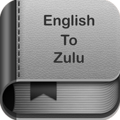 English to Zulu Dictionary and Translator App icon