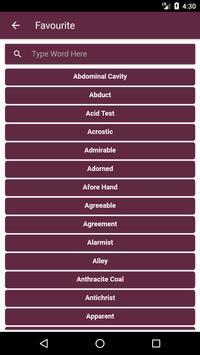 English to Zulu Dictionary and Translator App screenshot 4