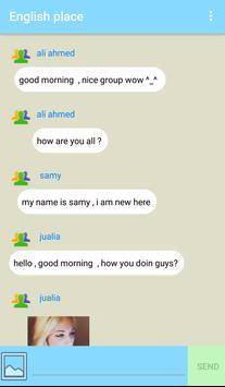 English group learning apk screenshot