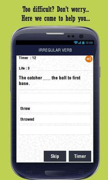 English Grammar quiz 4th grade screenshot 5