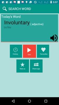English To Odia Dictionary पोस्टर