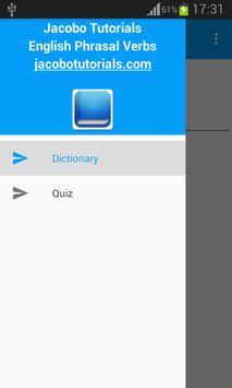 English Phrasal Verbs screenshot 5