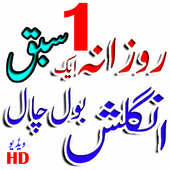 English Sentence In Urdu Forever icon
