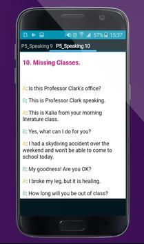 English Teaching C1-C2 To Speaking screenshot 2