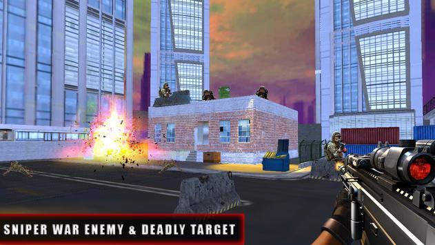 Elite Fury Sniper Killer screenshot 3