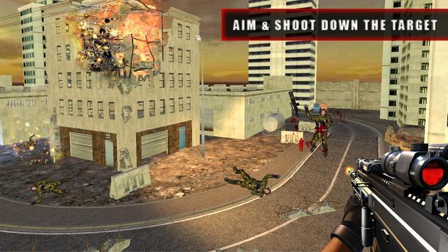 Elite Fury Sniper Killer screenshot 11