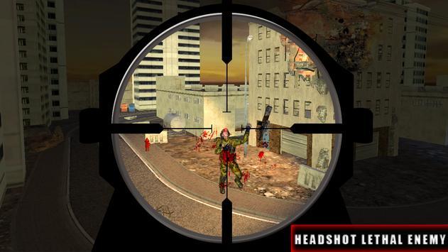 Elite Fury Sniper Killer screenshot 20