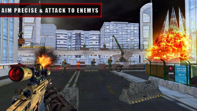 Elite Fury Sniper Killer screenshot 5