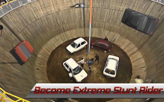 Well of Death Driving Stunts screenshot 3