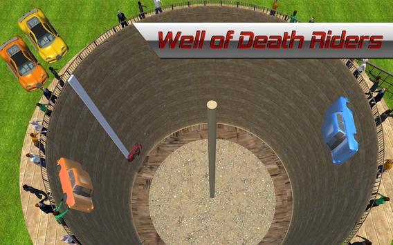 Well of Death Driving Stunts screenshot 2
