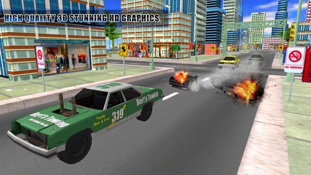 Thief Car VS Police Car screenshot 9