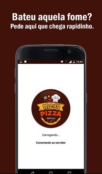 Mega Pizza Delivery screenshot 1
